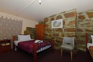 Room 9 - Ground floor twin suite